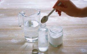 Приготовления для полоскания горла