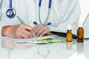 Любой препарат должен назначить обязательно только специалист