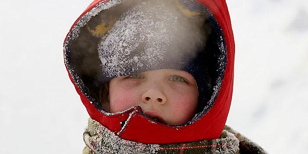 Первая помощь пострадавшему при обморожении