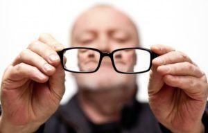 Потеря зрительного восприятия