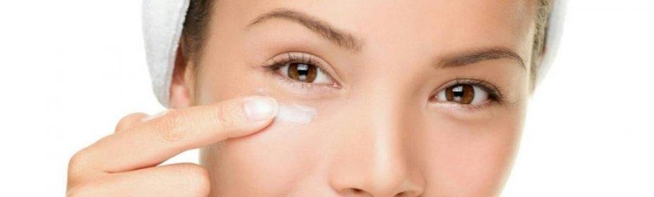 Разновидность кремов от мешков под глазами и принцип их действия