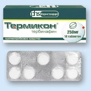 Инструкция по применению таблеток Термикон