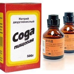 Актуальные методы лечения грибка йодом
