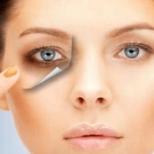 Эффективные народные средства от морщин в области глаз