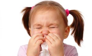 Симптомы полипов в носу у ребенка
