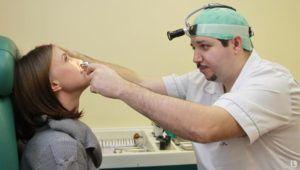 Анемизация носа