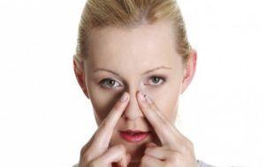Как быстро пробить заложенный нос