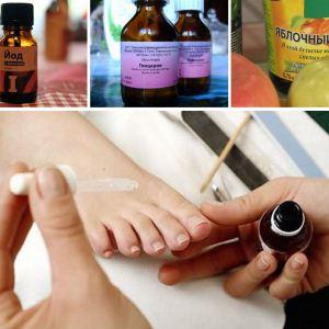 Эффективные средства для лечения грибка ногтей