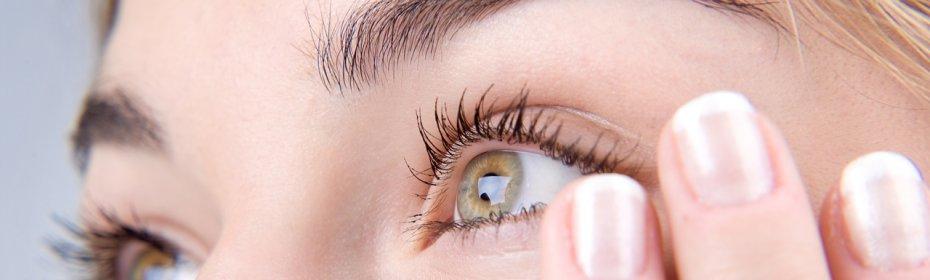 Шелушится кожа вокруг глаз: причины, симптомы заболеваний век, лечение
