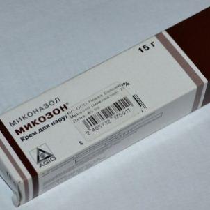 Дактарин: фармакологические свойства и схема применения