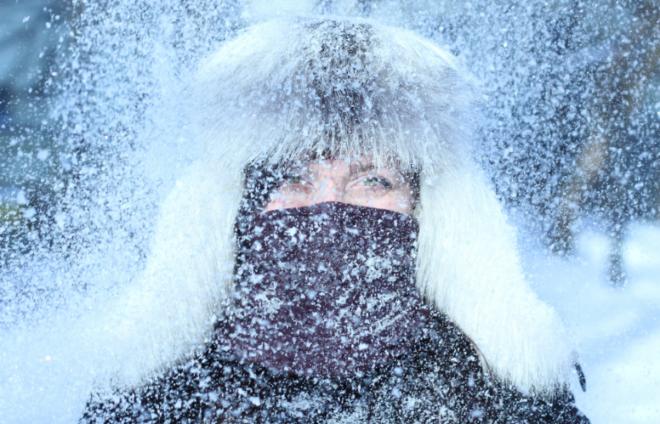 Долгое нахождение на холоде может спровоцировать появление трахеита