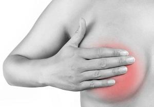 боль и жжение в молочной железе