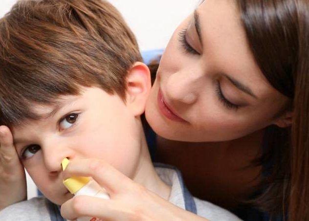 Процедуры по промыванию носа