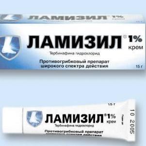 Инструкция по применению мази Тербинафин
