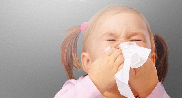 Бытовая пыль - самый распространенный фактор, вызывающий аллергические реакции