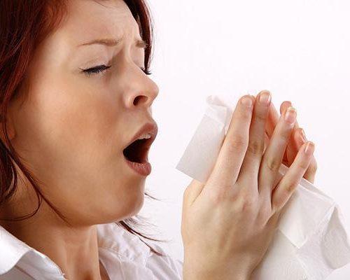 Период обострения хронических патологий верхних дыхательных путей