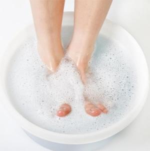 Противогрибковые ванночки в домашних условиях