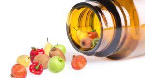 Прием витаминов для профилактики простудных заболеваний