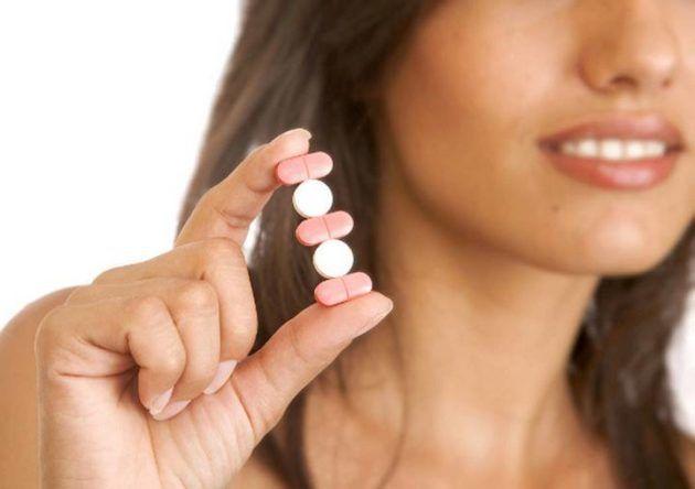 Прием иодсодержащих лекарственных средств