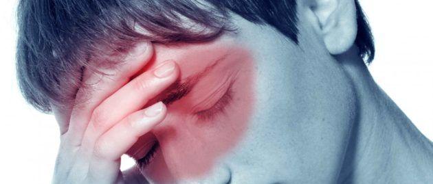 Усиливающаяся боль после лечения перелома носа