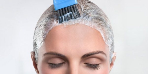 Что делать при ожоге головы краской для волос