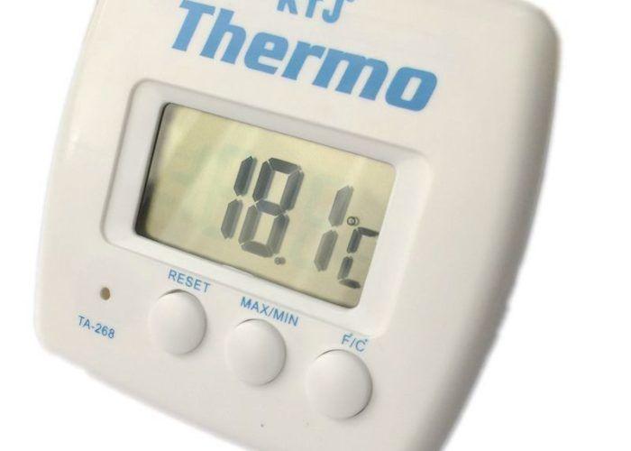 Температура в комнате