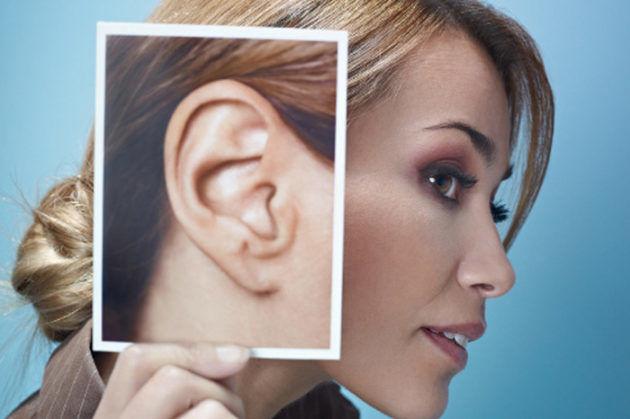 Профилактика заложенности ушей