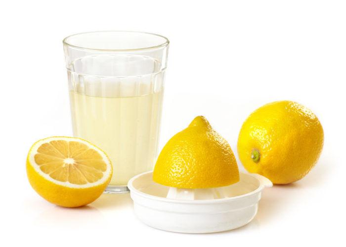 Cок лимона
