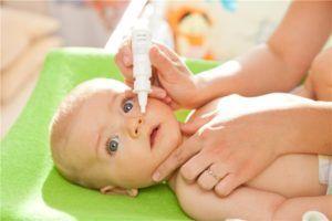 Сосудорасширяющие препараты для носа для детей список