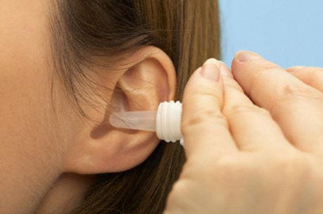 Ушные капли могут спровоцировать аллергическую реакцию