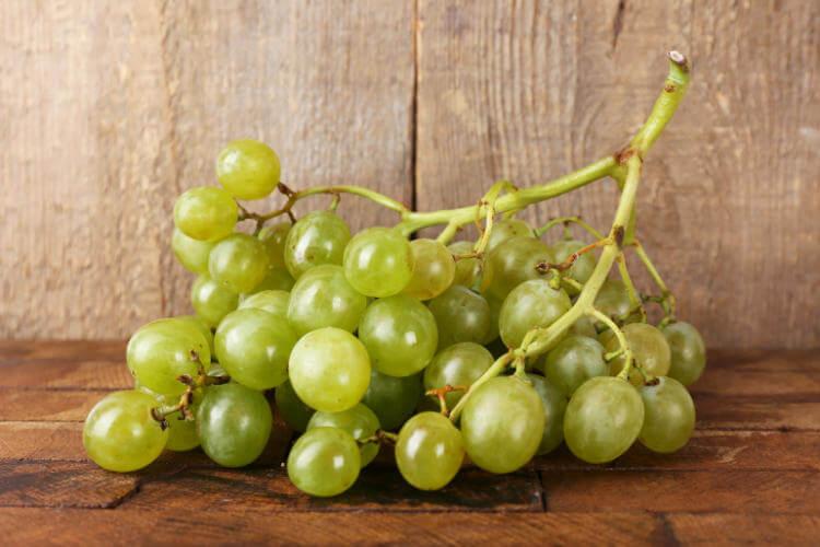 Можно ли отравиться виноградом - Без токсинов