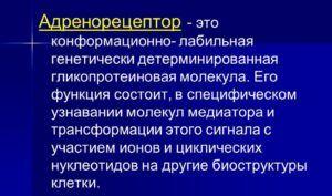 Адренорецептор