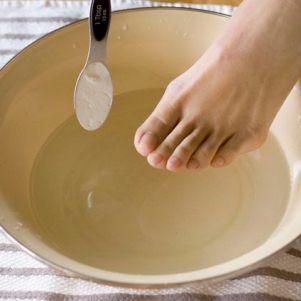 Эффективное рецепты с содой от грибка ногтей
