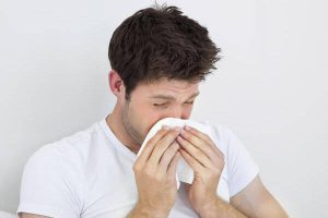 Атрофия слизистой оболочки носа является осложнением поле операции