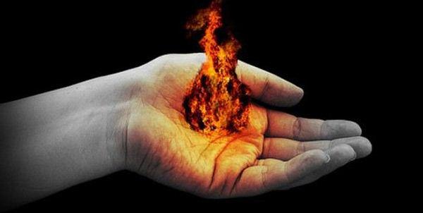 Разделение ожогов по видам и степени поражения