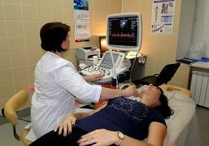 пункция щитовидной железы под контролем узи