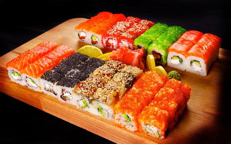 Отравление суши что делать