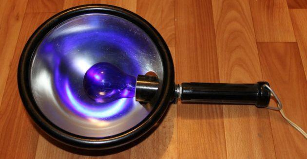 Так выглядит рефлектор Минина