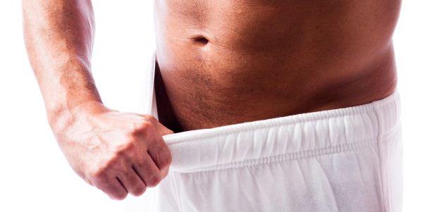Причины, симптомы, лечение грибка в паху у мужчин