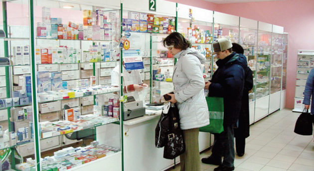 Аптечные сети