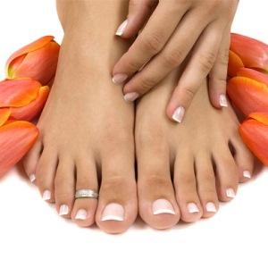 Использование белизны для лечения грибка ногтей