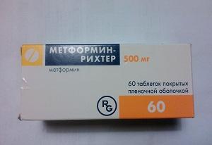метформин канон