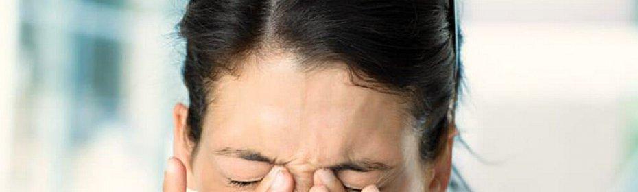 Как лечить двоение в глазах