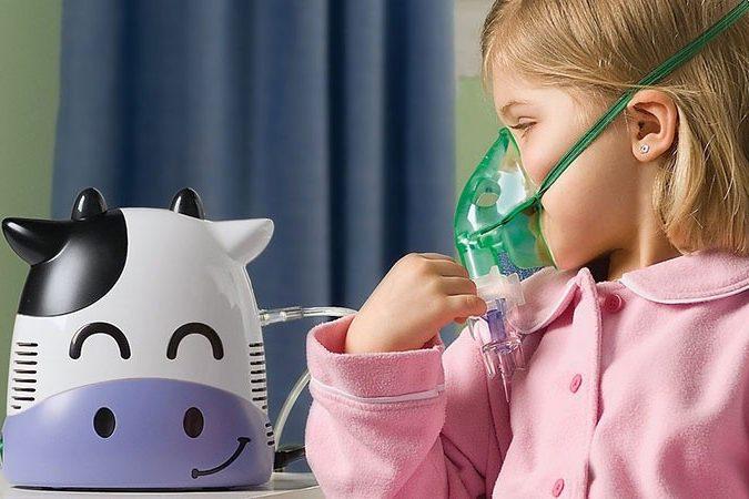 Ингаляции носа диоксидина