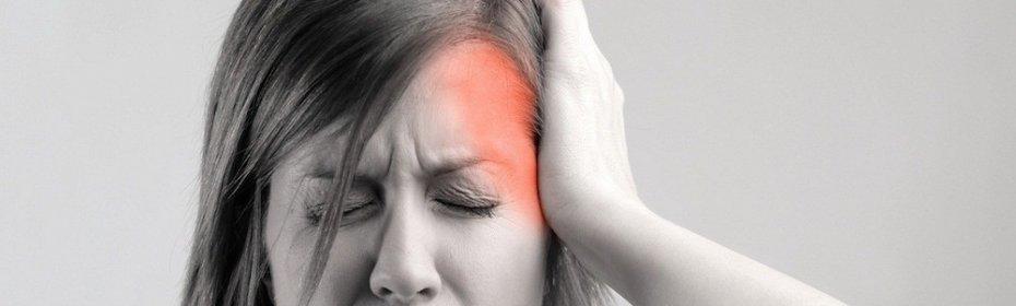 Почему болит левый висок головы