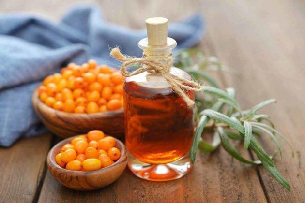 Облепиховое масло при насморке даёт положительные результаты