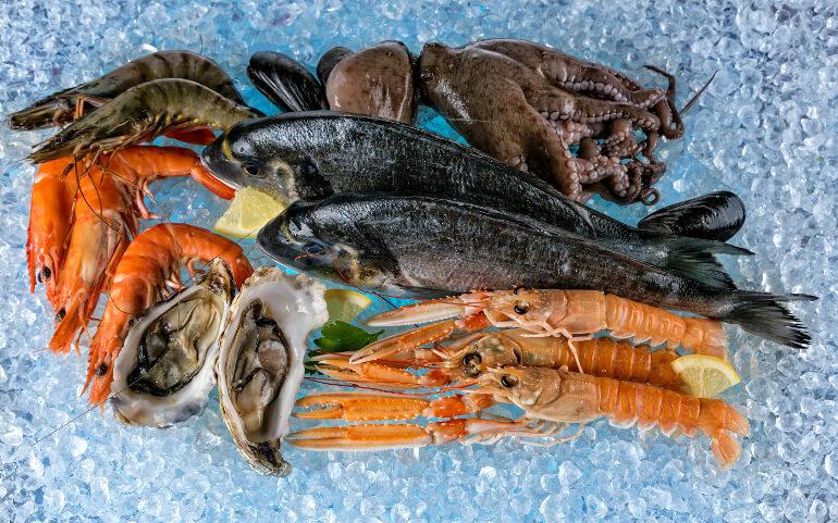 Отравление морепродуктами: симптомы и лечение. Может ли отравление морепродуктами проявиться через сутки?