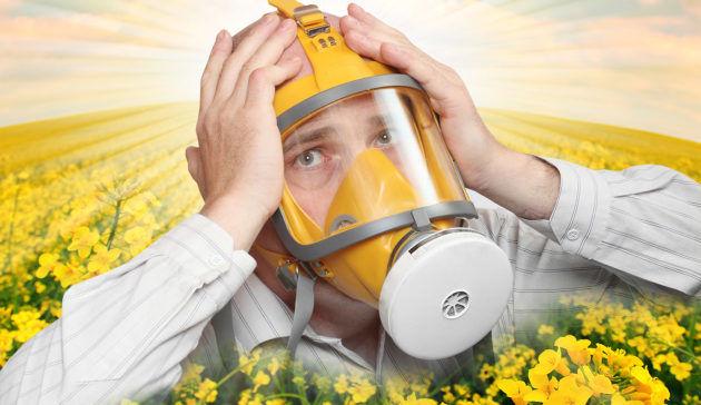 Почему чешется нос снаружи или внутри