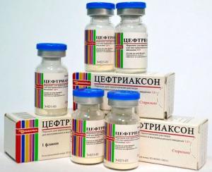 Цефтриаксон при ангине дозировки для взрослых и детей