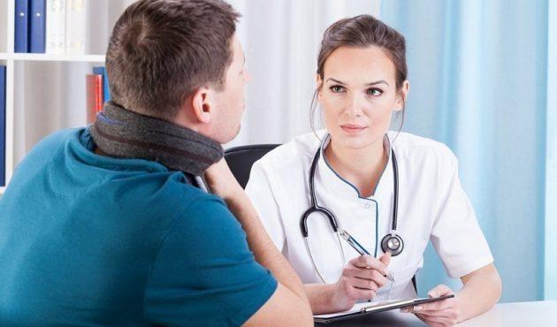 Осложнения простуды и их проявления